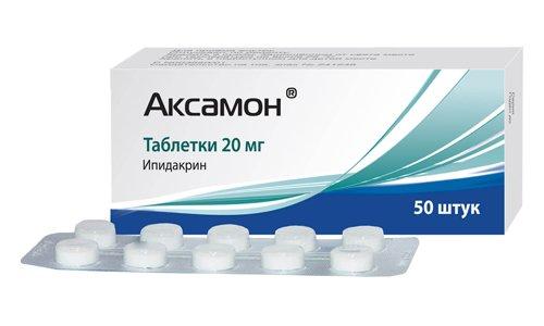Препаратом Аксамон можно заменить Нейромидин