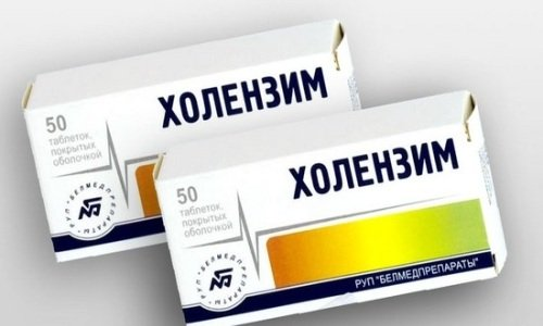 Холензим относится к препаратам животного происхождения, состав которого дополнен панкреатическими ферментами