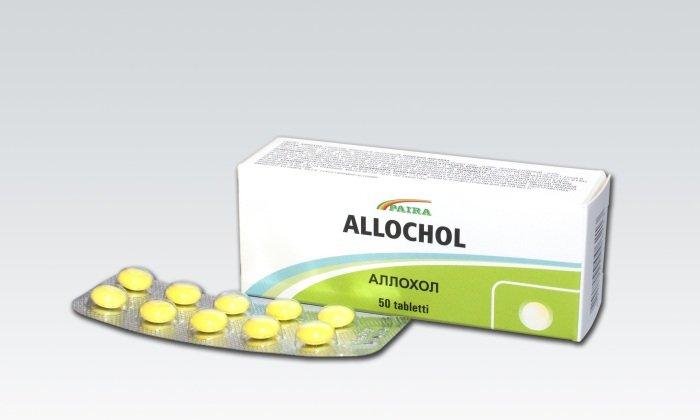 Что выбрать: Аллохол или Холензим?