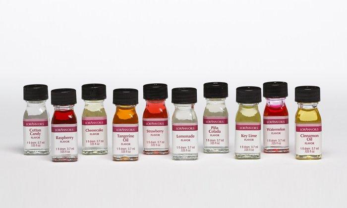 Препарат содержит ароматизаторы в своем составе