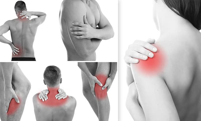 Иногда во время лечения могут наблюдаться боли в мышцах
