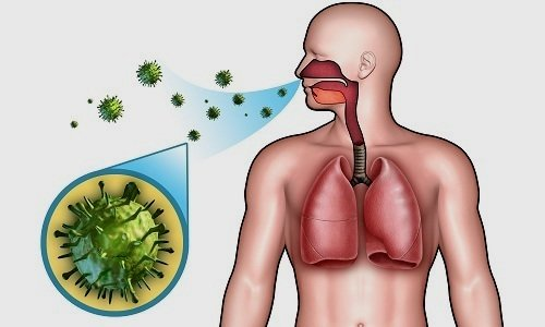 Препарат противопоказан при вирусных заболеваниях