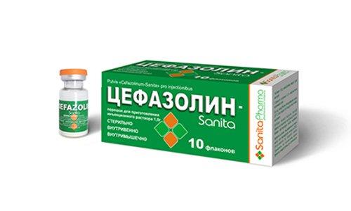 Цефазолин обладает противомикробной активностью против широкого спектра микроорганизмов