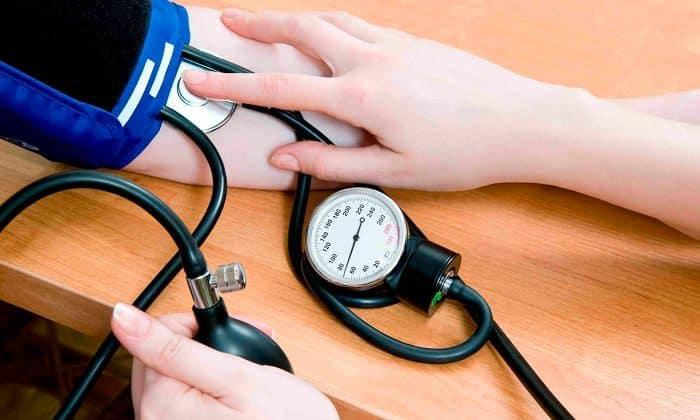 Препарат противопоказан при пониженном артериальном давлении