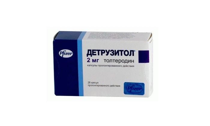В комбинации лекарства с Толтеродином снижается уровень активность метоклопрамида