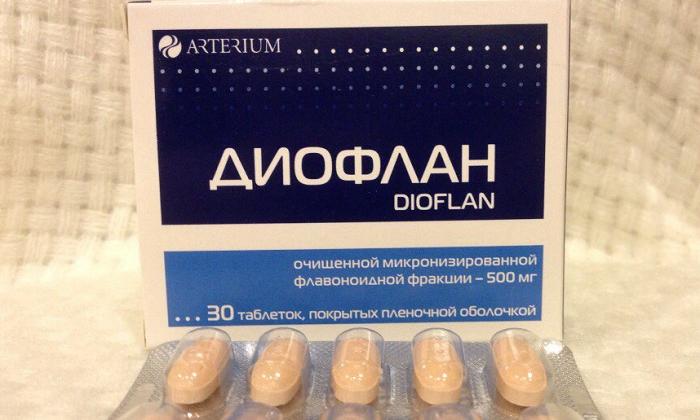 Таблетки от варикоза - самые эффективные перпараты