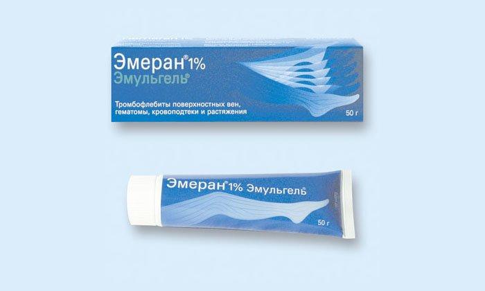 Структурным аналогом препарата является мазь Эмеран