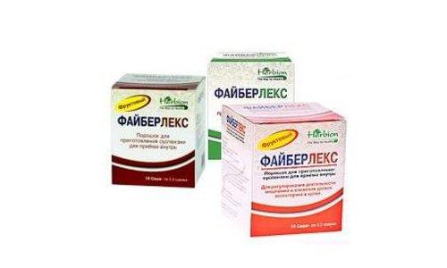 При геморроидальном заболевании рекомендуется принимать слабительные средства, в число которых входит Файберлекс