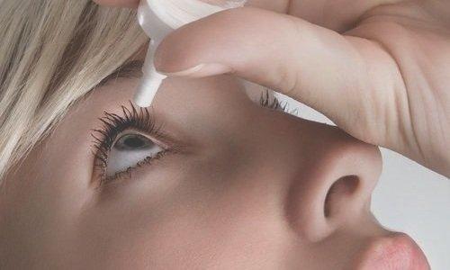 Фенилэфрин в каплях широко используется при развитии синдрома красного глаза или глаукомы