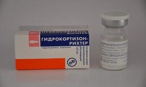 Гидрокортизон Рихтер - гормональный препарат системного действия, который используют для лечения болезней суставов, слизистых, глаз и кожи