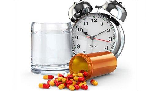 Действие препарата наступает через 10 минут после введения