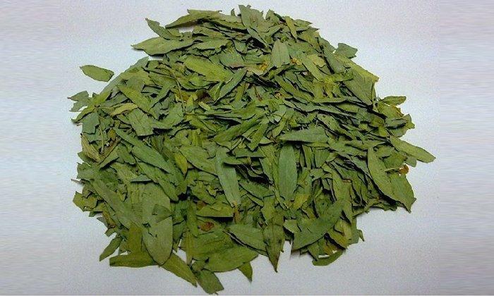 Препарат содержит листья сенны