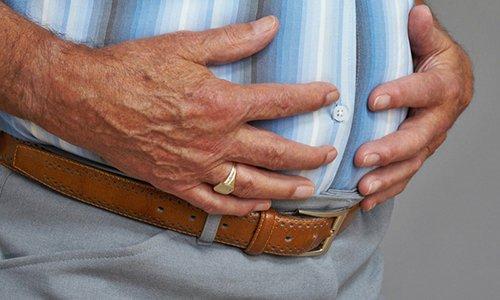 В первые дни употребления суспензии наблюдается тяжесть и переполнение в животе