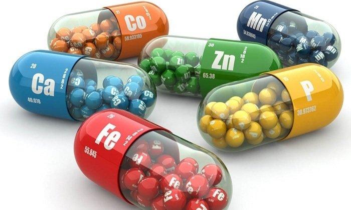 Натуральные морские и растительные элементы БАДа содержат минеральные вещества - К, Са, iodum, Р, ferrum, Mg, Zn, В, Сu