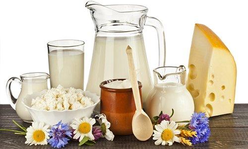 Во время лечения препаратом нужно избегать употребления молочных продуктов