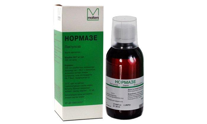 Препарат можно заменить лекарством Нормазе
