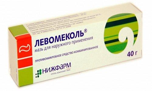 Левомеколь - лекарство доказанной эффективности