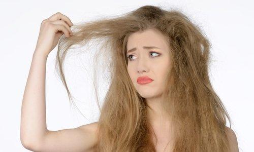 Мумие можно использовать в косметологии для лечения ослабших и секущихся волос