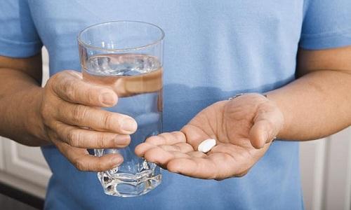 Таблетки можно пить до еды или во время пищевого приема