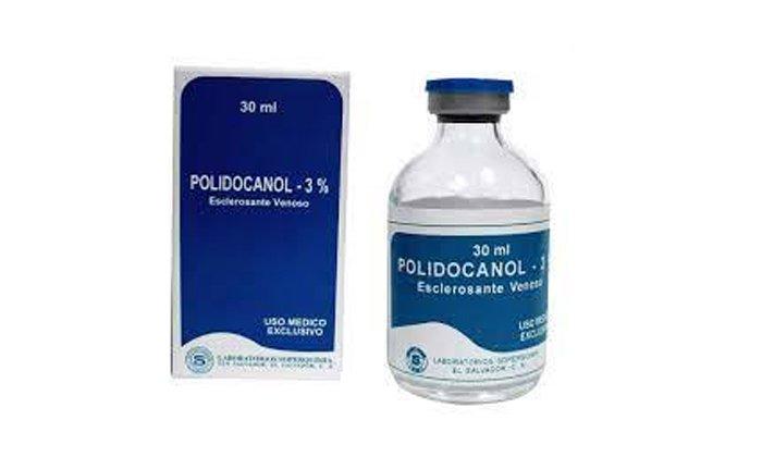 Препарат Полидоканол: инструкция по применению