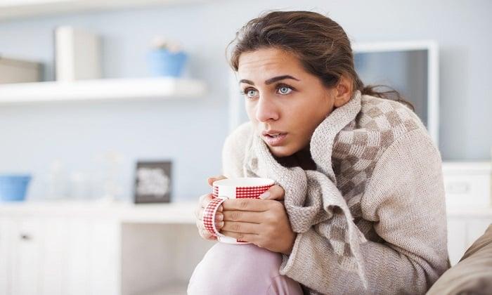 Во время использования лекарства больной может чувствовать холод