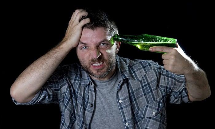 Препарат показан при алкогольном делирии