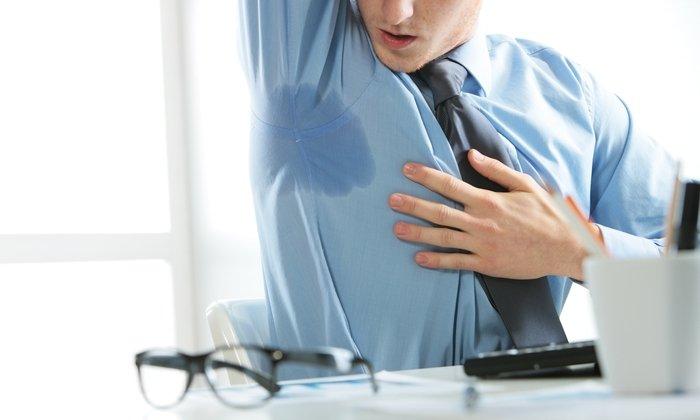 Из-за приема Актовегина может возникнуть повышенное потоотделение