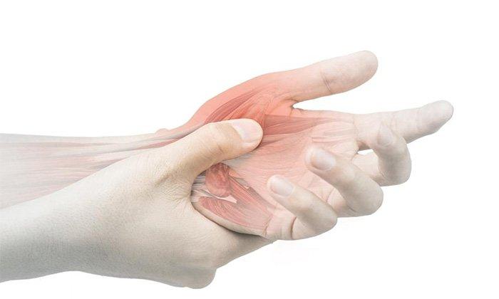 Средство может быть назначено для терапии растяжения связок и сухожилий