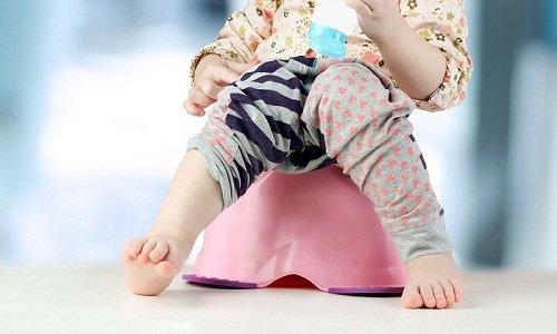 Лекарство применяется при продолжительных запорах у детей разных возрастов