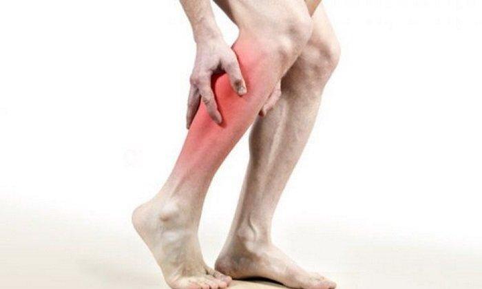 Препарат используют при болезненных ощущениях в нижних конечностях