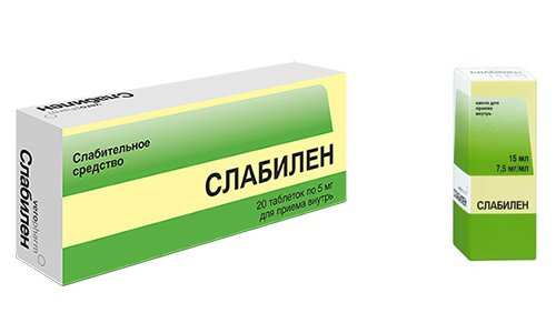 Лекарство выпускается в виде капель и таблеток