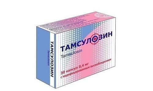 Для восстановления функций мочеполовой системы назначают препарат Тамсулозин