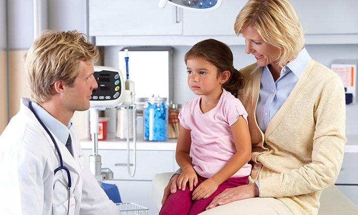 Детям препарат Тримедат должен назначать только педиатр