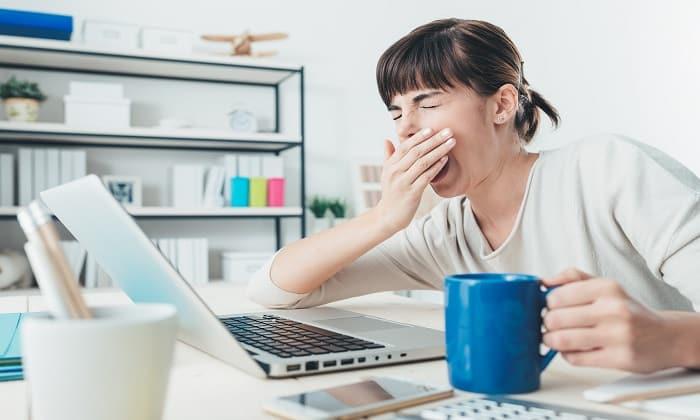 Возможные неблагоприятные реакции со стороны нервной системы: повышенная утомляемость