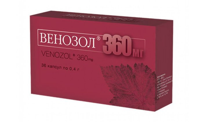 В роли аналога может выступить препарат Венозол
