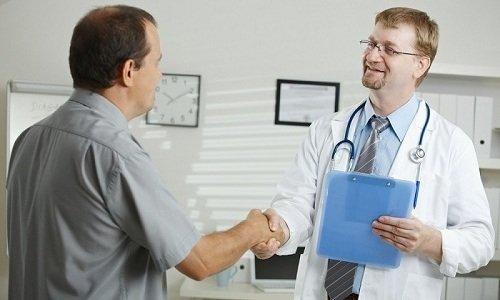 Перед применением Макрогола нужно обязательно посетить врача