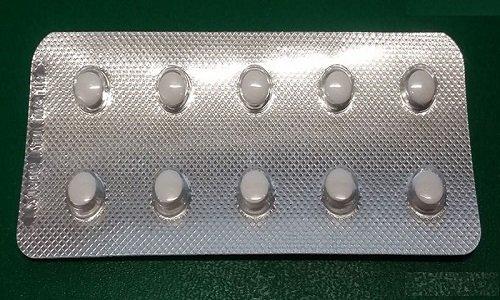 Препарат представляет собой белые таблетки в пленочной оболочке, 1 или 2 мг
