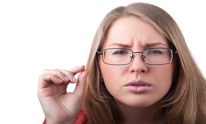 Недостаток ретинола в организме приводит к снижению качества зрения