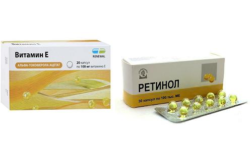 Ретинол и токоферол - это вещества, необходимые человеческому организму для нормальной жизнедеятельности