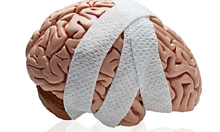 Мазь противопоказана при черепно-мозговой травме