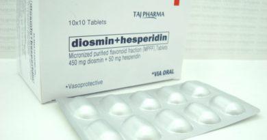Совместимость Диосмина и Гесперидина