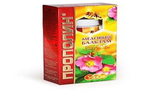 Прополин является аналогом спиртового настоя прополиса