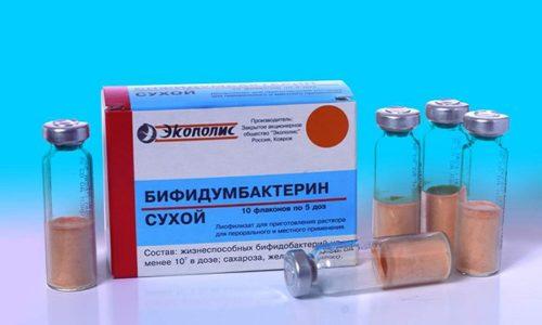 Действие Бифидумбактерина направлено на восстановление микрофлоры и профилактику ее нарушений