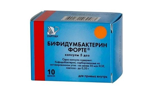 Аналог Хилак форте 1,1% - Бифидумбактерин Форте можно купить в аптеке без рецепта