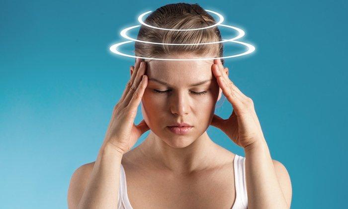 При передозировке может возникнуть головокружение