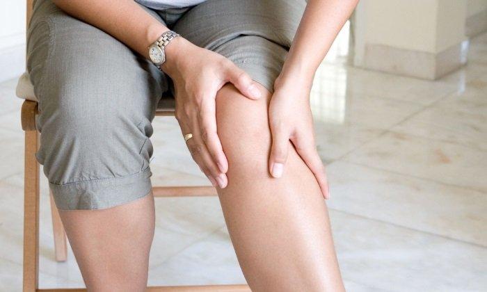Применение препарата устраняет чувство тяжести в ногах