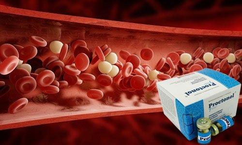 При использовании препарата повышается эластичность и проницаемость сосудов