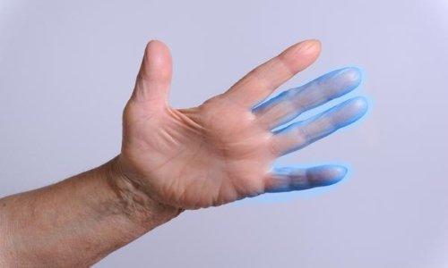 Обезболивающий эффект характеризуется ощущением онемения и потерей чувствительности в области анестезии