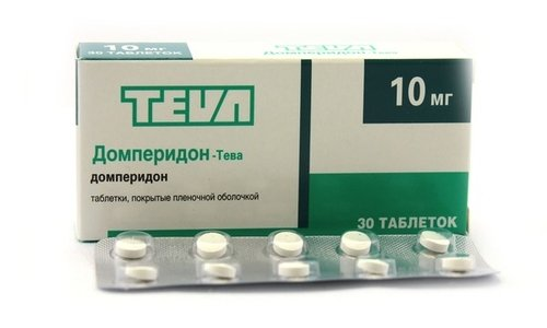 Препарат Домперидон Тева назначается пациентам при патологиях кишечного тракта для купирования тошноты, икоты и изжоги