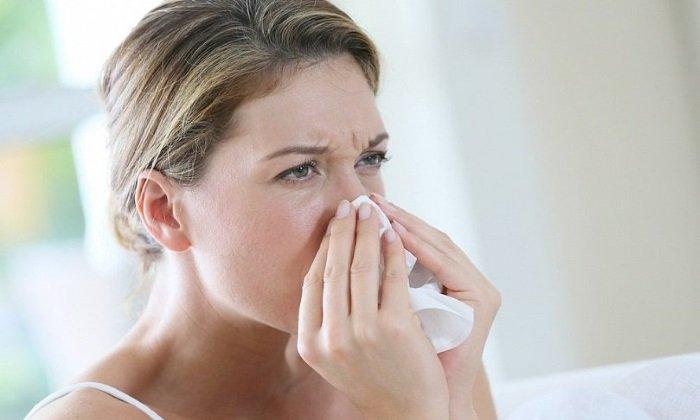 Показания к одновременному назначению - аллергический ринит